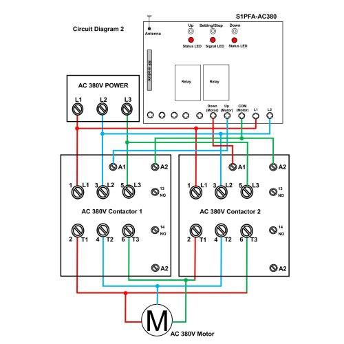 30 Forward Reverse Motor Wiring Diagram