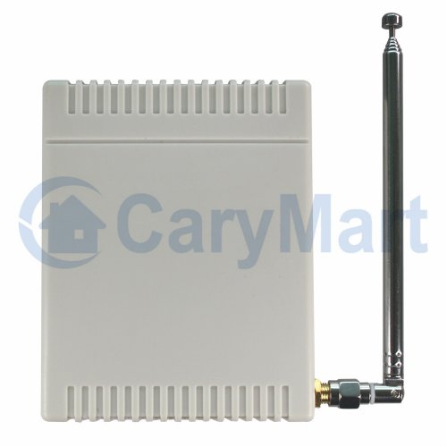 DC Power 8 Dry Contacts Relays Output Wireless Remote