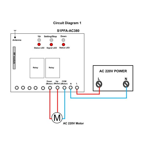 Wiring Diagram Pdf  120v Forward Reverse Switch Wiring Diagram