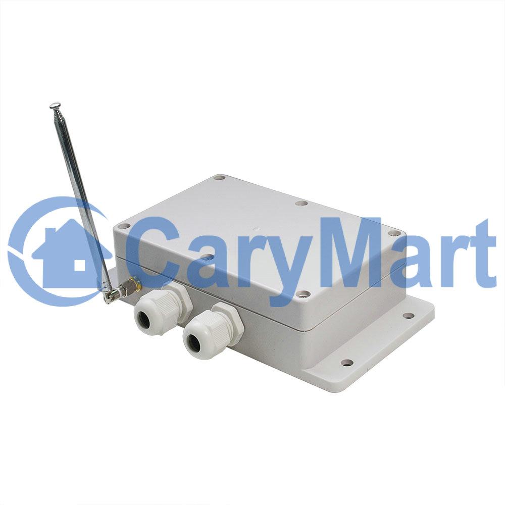 3000M ~ 5000M AC Power Input Output RF Remote Control Receiver