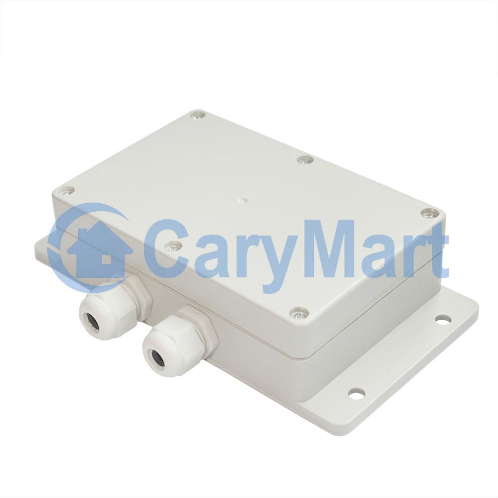 4ch 110v Or 220v 10a Ac Power Output Rf Remote Control Receiver 4 Lamp Carymart Modes