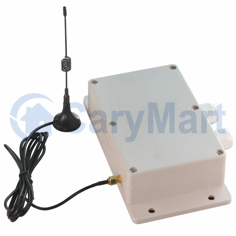 Lora Long Range 4 CH Waterproof Wireless Remote Control Kit DC 12V