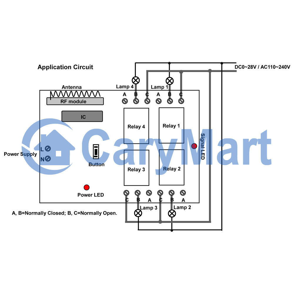 Wiring Diagram Remote Control Light Switch Great Installation Of Rc Car Wireless Simple Schema Rh 2 Lodge Finder De Universal Schematics 110400