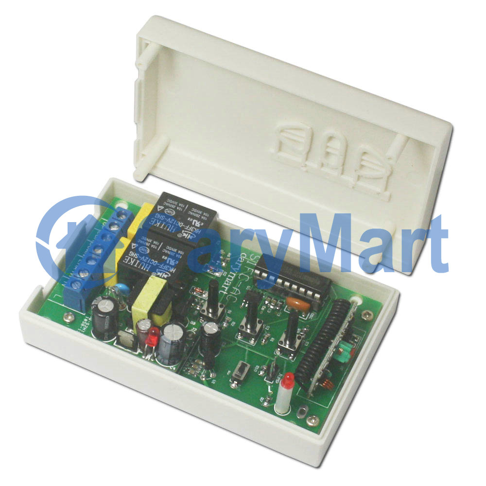 110v 220v Ac Motor Remote Controller Rf Receiver Inversion Mode Control Switch Add Transmitter Cv 4 2 500m