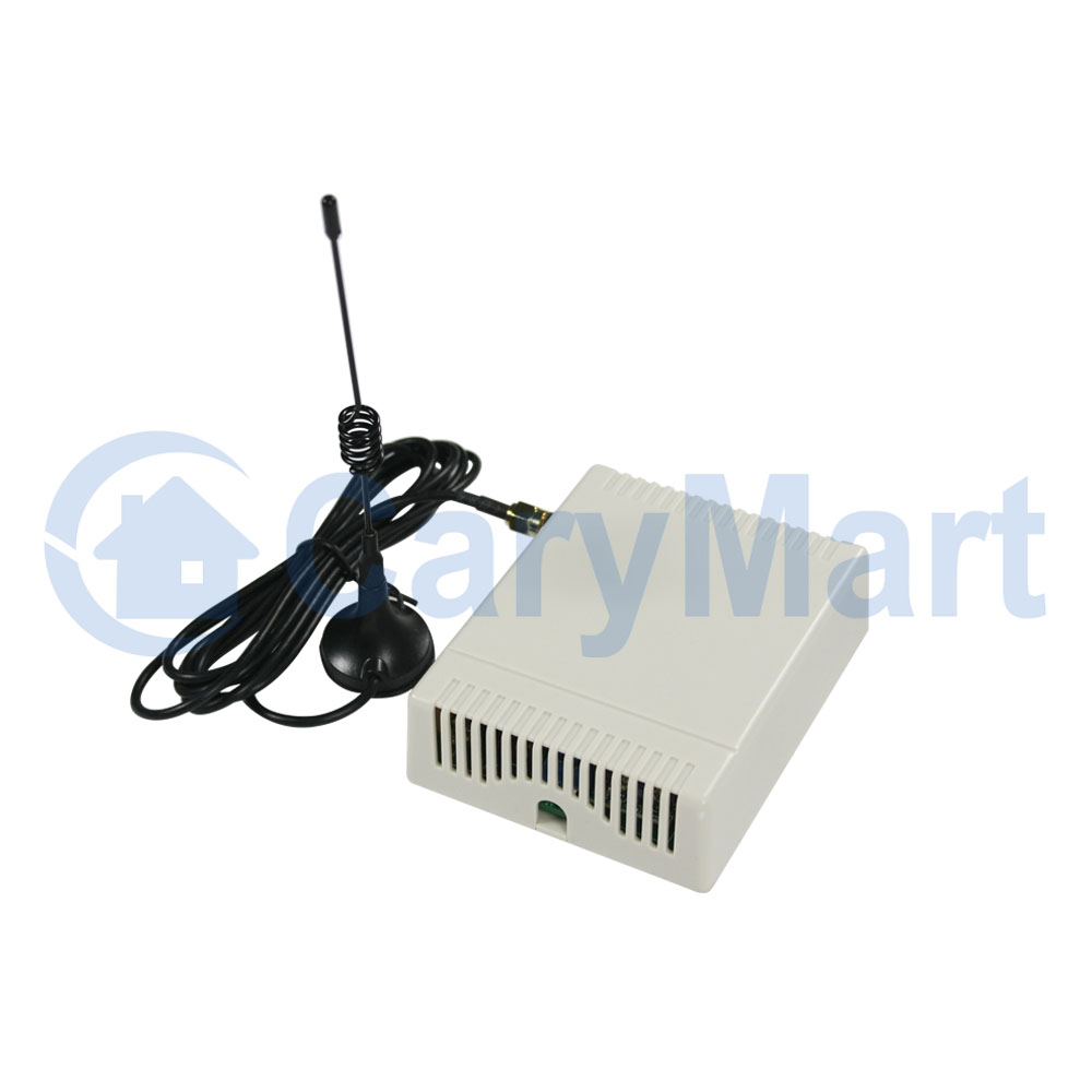 4CH DC Power RF Long Distance Remote Controller Receiver