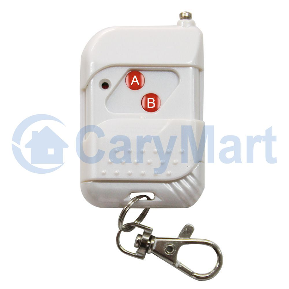12vdc Power Output Remote Switch Control Lights On And Off Carymart Dc Voltage 100m Wireless For Devices