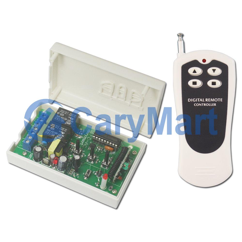 Wireless Remote Control Ac 220v Permanent Magnet