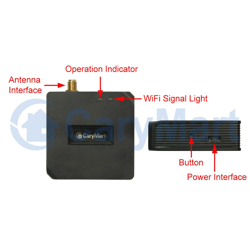 2 Way 30a Phone Wifi Wireless Smart Remote Switch With Rf Control Operation Price Us 12400