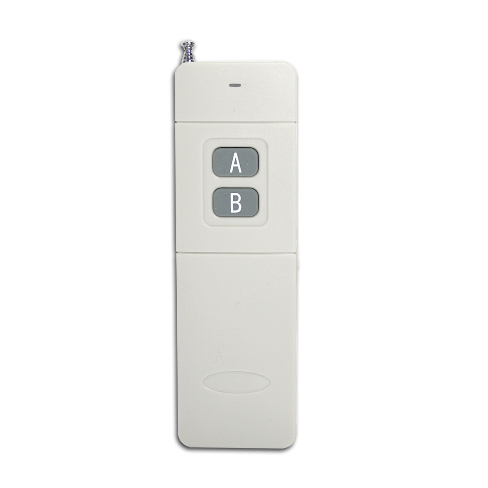 2 Button 5000M Longest Distance Two-way RF Remote Control / Transmitter
