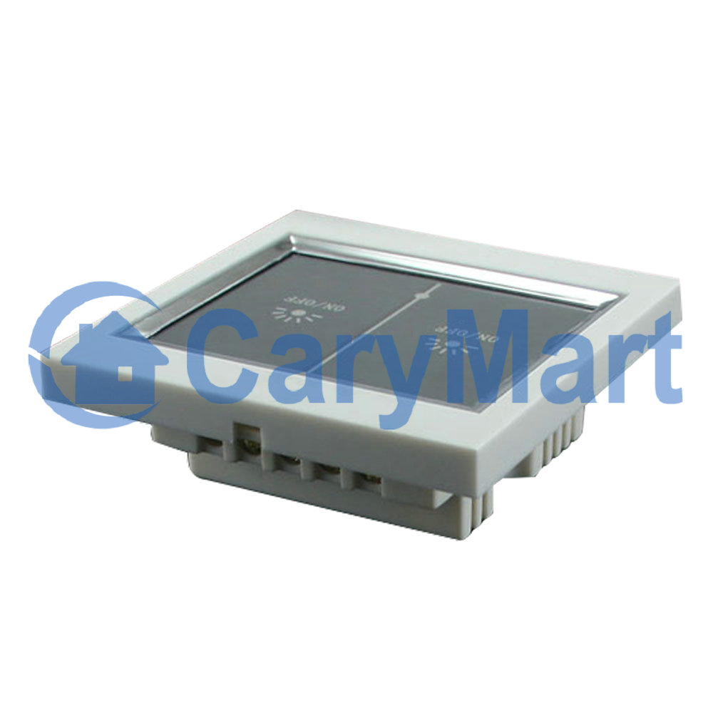 Lcd Touch Sensitive Wall Switch Motor Controller For