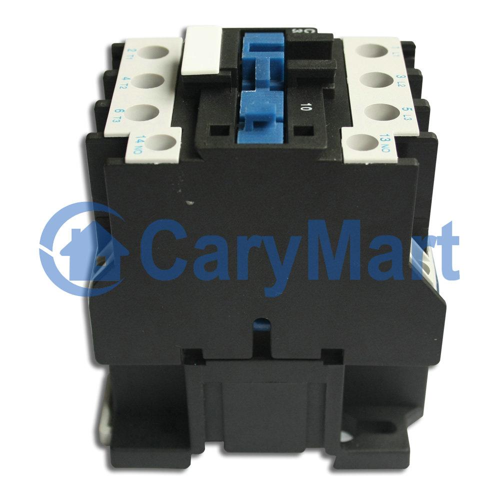 AC V Or V Or V Contactor Motor Starter Relay Phase Pole - Relay coil voltage 220v