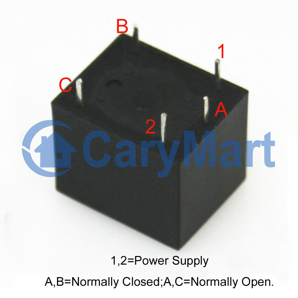 how to turn a 12v relay at 9v