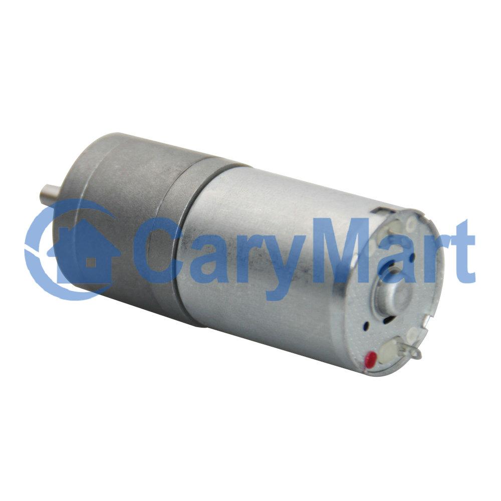 25mm 24v 10rpm heavy duty high torque gear box dc motor for Heavy duty dc motor